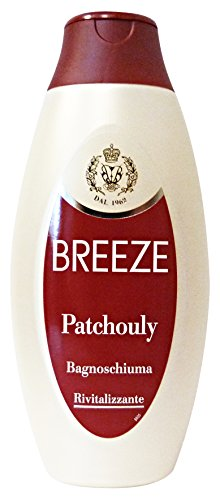Set 6 BREEZE Bagno PATCHOULY 400 Ml. Saponi e cosmetici