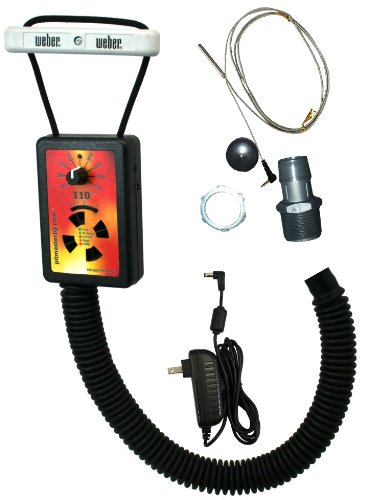 pitmasterIQ IQ110 BBQ Temperature Regulator Kit with Hose Barb Pit Adapter at Sears.com