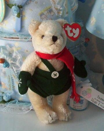 TY Attic Treasure - WEATHERBY the Bear - 1