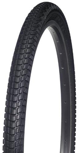 Kenda K841A With K-Sheild Wire Bead Bicycle Tire, Blackwall, 26-Inch x 1.95-Inch