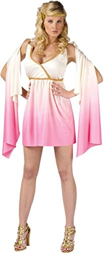 Morris Costumes Sexy Venus Pink Ombre Md Large