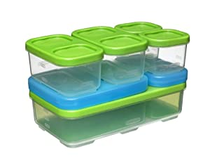 Rubbermaid 1806233 Lunch Blox - Entrée Kit