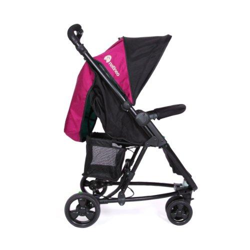 Natineo vibeo silla de paseo con 3 ruedas color rosa - Silla paseo amazon ...