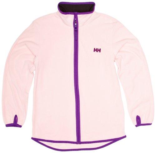 Helly Hansen Girl's K Shelter Full Zip Micro Fleece Jacket