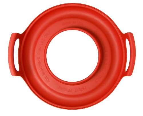New Metro Design CoolGrip Microwave Caddy - Red