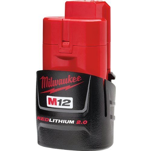 Milwaukee 48-11-2420 M12 Redlithium 2.0 Compact Battery Pack front-69851