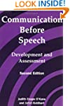 Communication before Speech: Developm...