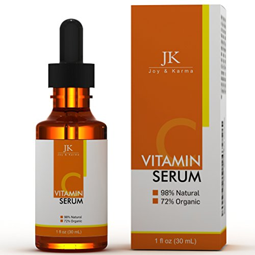 J&K Topical Vitamin C Serum for Face