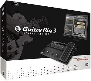 Native Instruments Guitar Rig 3 - Kontrol Version
