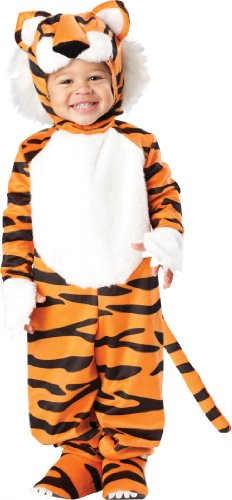 Tiny Tiger Costume Size: 3T