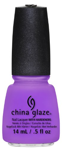 China Glaze, Smalto per unghie con proprietà indurenti, 14 ml