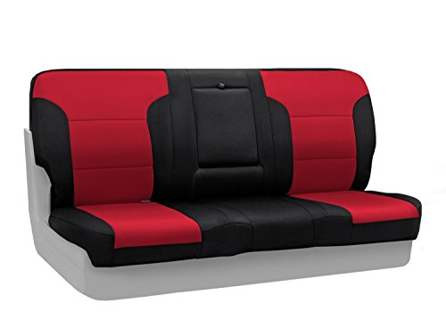 Find Out Coverking Custom Fit Rear Solid Bench Seat Cover