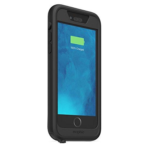 日本正規代理店品・保証付mophie juice pack H2PRO for iPhone 6 防水ケース (2,750mAh バッテリー内蔵) ブラック MOP-PH-000097