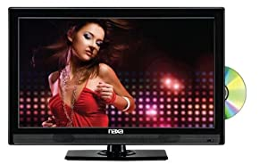 "NTD-2252 22"" TV/DVD Combo - HDTV 1080p - 16:9 - 1920 x 1080 - 1080p by NAXA"