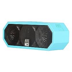 Altec Lansing Jacket H2O IMW457 Bluetooth Speaker (Aqua Blue)