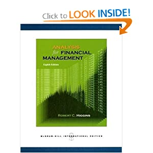 Analysis for Financial Management Robert C. Higgins