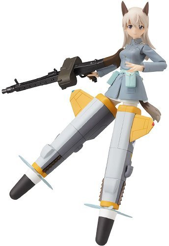 Max Factory - Strike Witches Figma Action Figure Eila Ilmatar Juutilainen 14 c by Max Factory
