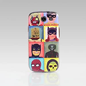 Carved Print 009 - Hard PC Back Case for Samsung Galaxy S3