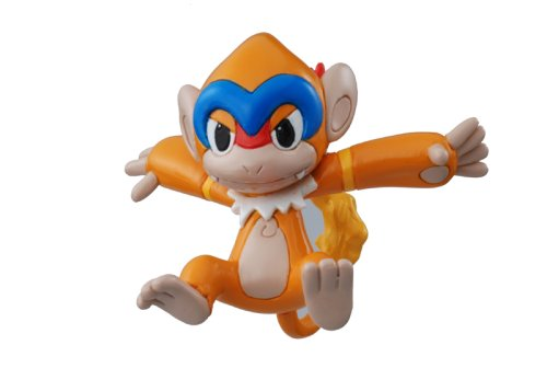 "Takaratomy Monferno (MC-123): Pokemon Monster Collection 2"" Mini Figure - 1"