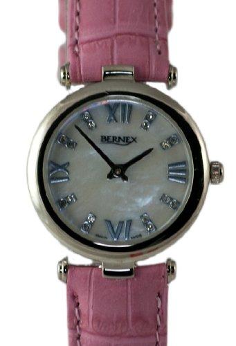 Bernex - Reloj de pulsera mujer, piel