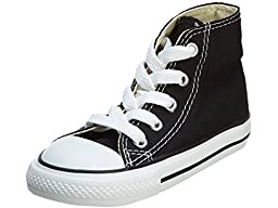 Converse Inft C/T All Star Style: 7J231-BLACK Size: 8