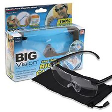 Big Vision Reading Glasses by Ontel (Deluxe)