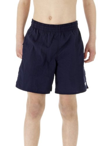Speedo, Costume da bagno da ragazzo, Blu, XL
