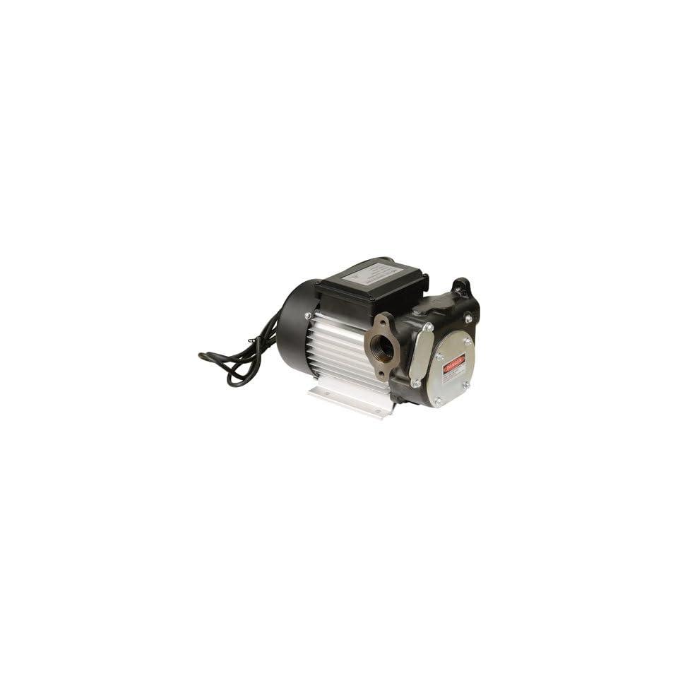 Roughneck Cast Iron Diesel Fuel Transfer Pump   22 GPM, 120 Volt AC
