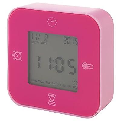 IKEA イケア LOTTORP 時計/温度計/アラーム/タイマー 203.340.69,20334069