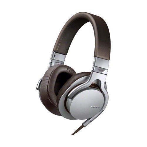 SONY MDR-1R MK2 silver headset 2CH Headphone Earphone