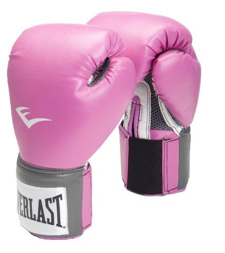 Everlast Frauen Boxhandschuh 2508W Velcro Pro Style Trng Gloves (Womens), TA:8, pink