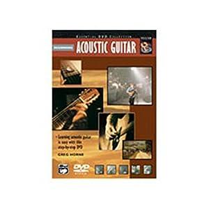 Complete Acoustic Guitar Method: Beginning Acoustic Guitar (DVD)