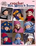 Crochet Hats, Mittens & Scarves (0881959227) by Eckman, Edie