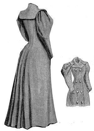 1894  (Titanic Costumes Museum)