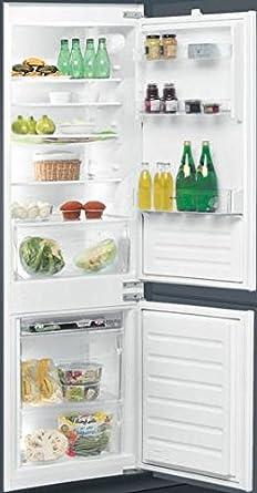 Ignis ARL 6501/A+ Réfrigérateur 195 L Argent