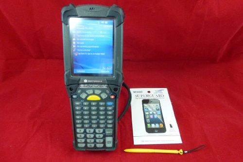 Motorola Mc9090 Mobile Computer - Gun / 802.11A/B/G / Lorax / 64/128Mb / 53 Key / Windows Mobile 5.0.0 / Bluetooth - P/N: Mc9090-Gj0Hjefa6Wr