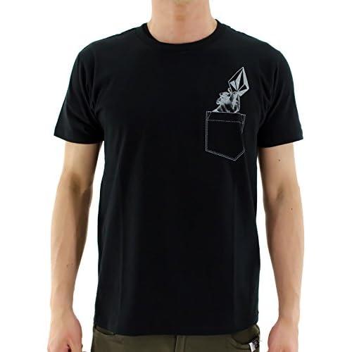 (ボルコム) VOLCOMメンズTシャツ310 HAND 3 SS J TEE A50214JG M BLK