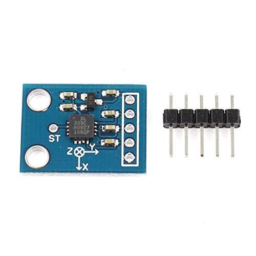 GY-61 3-axis Accelerometer Module ADXL335 - ขาย Arduino