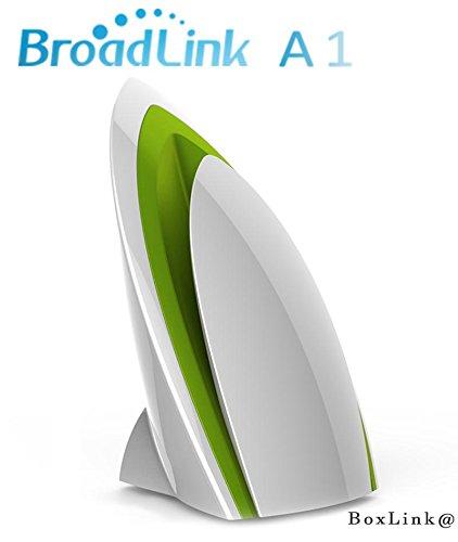 BoxLink@ Broadlink A1 Smart Home Wireless Air Quality Detector Sensor E-air Home Automation System