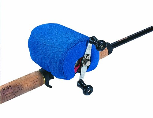 Allen Company Stretch Reel Cover - Fits Round Baitcast Reels