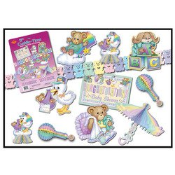 Cuddle-Time Party Kit Party Accessory (1 count) (11/Pkg)