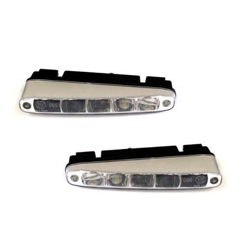 Akhan TL11 - LED Tagfahrlicht Positionslicht Abmessungen: 16cm (L)*2,4cm (H)*5,1cm (T)