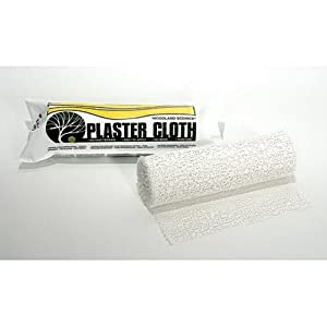 Woodland Scenic Plaster Cloth, 10sf [Toy]
