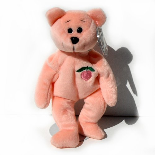 41hiRiX0N L Cheap Price Collecticritters Georgia Peach State Bean Bag Plush Bear