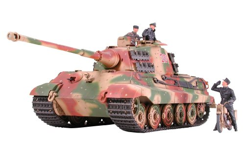 Tamiya 1:35 German King Tiger Ardennes Front (Tamiya Tank 1 35 compare prices)