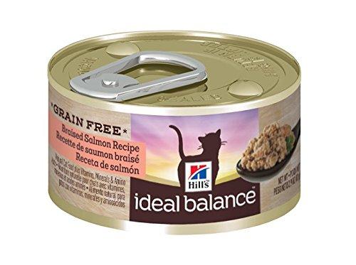 Hill's Ideal Balance Grain Free Braised Salmon Recipe