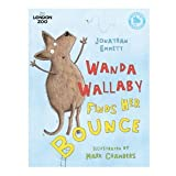 Wanda Wallaby Finds Her Bounce (Zsl London Zoo Edition)