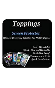 Toppings High Quality Clear Screen Guard For Samsung Galaxy Note 2