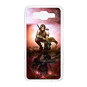 a AND b Designer Printed Mobile Back Cover / Back Case For Samsung Galaxy Grand Prime (SG_G530_1113)
