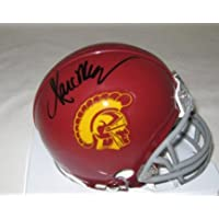 Marcus Allen Signed Autograph Usc Trojans Mini Helmet Authentic Certified Coa
